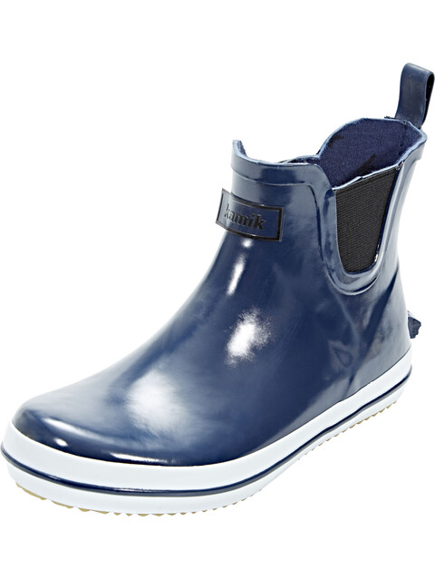 Kamik Sharonlo Rubber Boots Women Navy